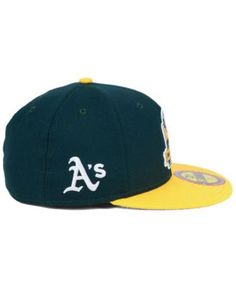 921c841c698 New Era Oakland Athletics Ultimate Patch Collection Front 59FIFTY FITTED  Cap   Reviews - Sports Fan Shop By Lids - Men - Macy s