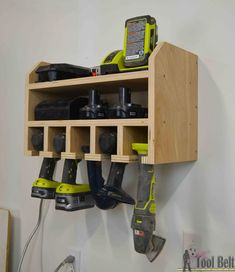 20 Thrifty DIY Garage Organization Projects – The House of Wood