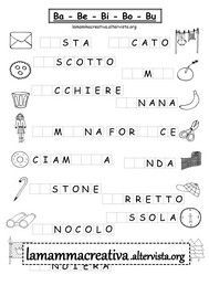 schede didattiche ga go gu Brain Teasers For Kids, Italian Lessons, Math Crafts, Italian Language, Learning Italian, Everyday Italian, Primary School, Worksheets, Activities For Kids