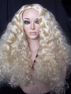 Wig Styling For Drag 86