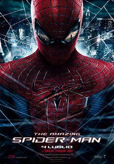 A day around us - Un giorno intorno a noi: The Amazing Spider-Man: il film