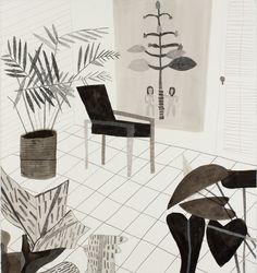 artistsagents:  jonas wood
