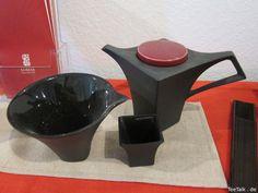 Modernes Tee-Set