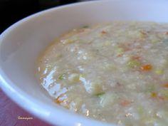 Mung beans & rice Porridge (Nokdujuk)