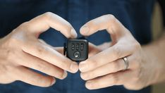 Fidget Cube is an unusually addicting, high-quality desk toy designed to help you focus. Fidget at work, in class, and at home in style. Get yours here: http://kck.st/2bPKGFj