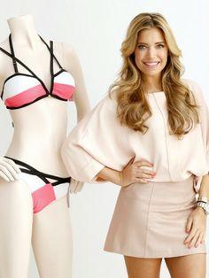 Für jede Figur Sylvie Meis präsentiert sexy Bikini-Kollektion