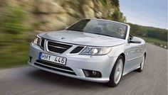 2011 Saab 9-3 Convertible Independence Edition Silver