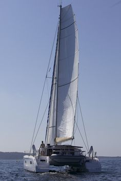 Outremer Yachting - 45,50 et 5X