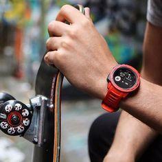 Casio G Shock, Beautiful Watches, Casio Watch, Smart Watch, Tic Tac, Clocks, Smartwatch