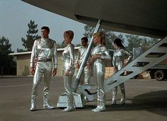 JUPITER-2 PHOTO GALLERY #08 Space Tv Series, Space Tv Shows, Robinson Family, Suspended Animation, Lost In Space, Old Tv Shows, Our Solar System, Sci Fi Movies, Original Movie