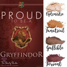 #YSisters have come up with #Awesome #Quad Ideas #Proud # #Gryffindor #HarryPotter #Younique #LovingThoseLids #PickYourQuad #Accentuate #ColorTheEyes Find your favs here: www.youniqueproducts.com/ prettylittlelayersbysarah! Find on Facebook at Love 2B Younique with Sarah or COMMENT BELOW with any Younique Questions #Addiction #Moodstruck #Love  Sarah Haydel