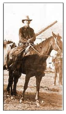 "W.L. ""Will"" Wright 1868-1942. At age 24 he became a deputybsheriff of Wilson County till he jointed the Frontier Battalion of the Texas Rangers in 1898. He served till 1902. He then left the Rangers and served as Sheriff of Wilson County for fifteen years. He then was appointed Captain of Company D Rangers stationed in Laredo."
