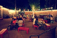 Takoba Austin TX. One of my favorite places to eat, drink and hangout.
