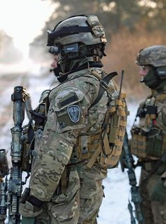 specialforcesnews:  Polish Special Ops - Wojska Specjalne. http://ift.tt/1KQ7U5H