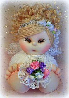 Doll Toys, Baby Dolls, Teddy Toys, Soft Dolls, Soft Sculpture, Doll Crafts, Fabric Dolls, Doll Face, Doll Patterns