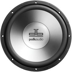 Polk Audio db1040DVC 10-Inch Dual Voice Coil Subwoofer (Single, Black) by Polk Audio. $59.05. The Polk Audio db1040DVC 10-inch dual voice coil subwoofer speaker is incredible sound at an affordable price. The polypropylene cone with rigid ABS dustcap stiffens the cone for greater mechanical stability and lower distortion.  Marine Certified Polk db series speakers are built tough to withstand the toughest environments so they are perfect for use in boats of all types. That's why...