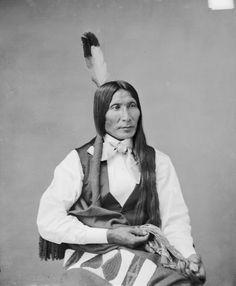 YELLOW HAIR , 1872