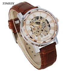 $9.90 (Buy here: https://alitems.com/g/1e8d114494ebda23ff8b16525dc3e8/?i=5&ulp=https%3A%2F%2Fwww.aliexpress.com%2Fitem%2F2016-New-Luxury-Mechanical-Watch-Men-Leather-Dial-Stainless-Skeleton-Semi-Mechanical-Wrist-Watch-Male-Hot%2F32780350268.html ) 2016 New Luxury Mechanical Watch Men Leather Dial Stainless Skeleton Semi Mechanical Wrist Watch Male Hot Free Shipping,Dec 14 for just $9.90