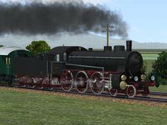 Schnellzuglokomotive Baureihe 17.4/17.5 der DRG (bay. S3/5)