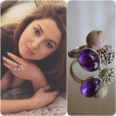 Exclusive jewellery collection. #amethyst #ring #jewelry #handmade #goldsmith #craftsmanship #weddingplanner #weddingplanning #wedding #beautifuljewelry #sensualjewelry #designjewelry