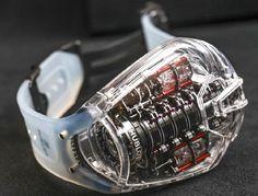 Replica Hublot Masterpiece mp-05 Laferrari sapphire 905.JX.0001.RX Watch Description