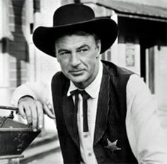 Gary Cooper ...  Starred in many westerns; played Marshal Will Kane in the movie High Noon, 1952 ...