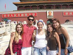 Instituto Presbiteriano Mackenzie: 2009, matéria sobre intercâmbio da Erika Gentille à China.