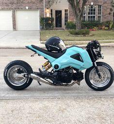 Grom Bike, Honda Ruckus, Honda Scooters, Mini Bike, Super Bikes, Street Bikes, Custom Bikes, Cars Motorcycles, Cool Cars