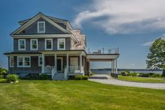 HGTV takes you inside a charming waterfront home originally designed in 1900 and completely rebuilt with modern amenities.