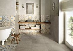 Rivestimenti per bagno moderno