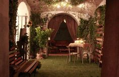 Casa Clementina bar, Rome