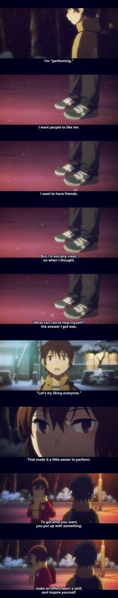Boku dake ga Inai Machi | The Town Where only I am Missing | ERASED | Satoru Fujinuma & Kayo Hinazuki | Anime | Screenshot | SailorMeowMeow