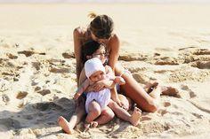 Bebés na praia - O que é preciso levar!