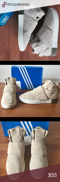 90814a4bee07c New Infant toddler s Adidas Tubular Invader Strap