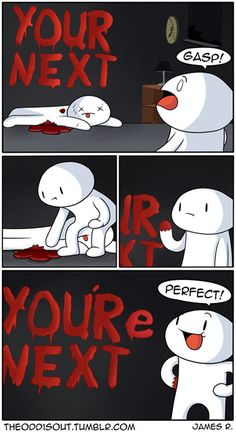 comics - Poor Grammar Is The Real Crime