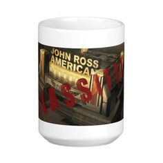 Shop Classified Mug 'John Ross: American' created by JohnRossAmerican. Root Beer, Photo Mugs, Funny Jokes, Make It Yourself, Ceramics, Film, American, How To Make, Ceramica