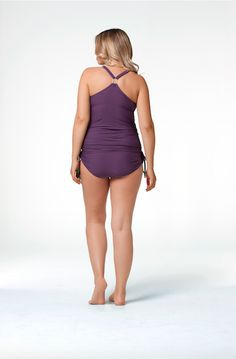 c6d435857cd07 [rosewater swimwear for mothers] Fuller Figured Tankini by Cake Maternity  www.cakematernity.com