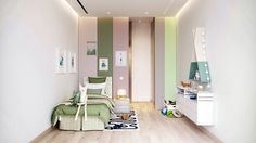 cool Stylish Bedrooms Designed for Kids