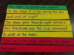 mrs. prince & co.: Stoplight Paragraphs