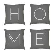 Alphabet Geo Cushion - Letter C (45x45cm) The Alphabet Geo cushion will add some Art Deco chic to your sofa, chair or bed. The cushion, in contemporary soft grey features a white geometric upper case letter in 1920™s style. Crafted from a sof http://www.MightGet.com/march-2017-1/unbranded-alphabet-geo-cushion--letter-c-45x45cm-.asp