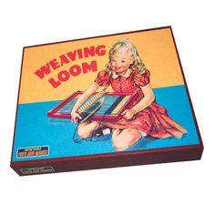Retro Style Weaving Loom