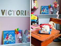 La nouvelle chambre de Victoria