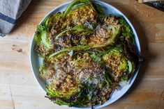 roasted cabbage with walnuts and parmesan – smitten kitchen