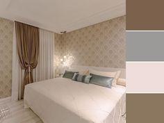 20 paletas de cores para quarto de casal para usar na decoração Fernanda Cavalcante