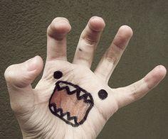 DOMO!! #hand #domo