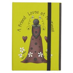 Ladybug Inspirational iPad Air Powiscase Cover For iPad Air
