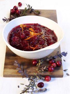 Veenbessen(Cranberrie) Saus(Kerst Canada) recept | Smulweb.nl