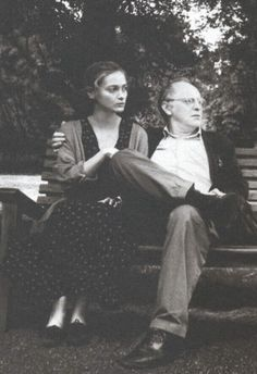 Brodsky and wife