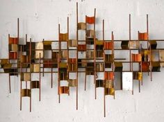 Image result for 1960's wall art