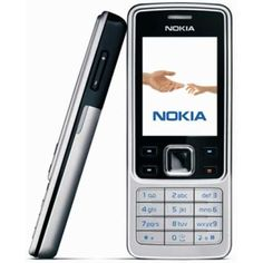 Nokia 6300 Unlocked Cell Phone - Silver - Cheap then Amazon